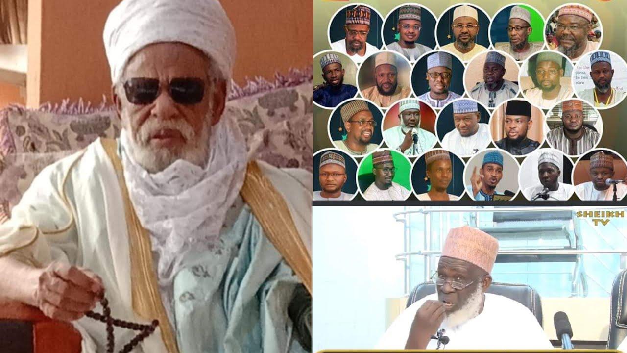 Download Yadda Malamai Suke Zazzaga wa Sheikh Dahiru Bauchi Raddi Abisa Sallar Idi Dayai Yau  Agidan Sa...