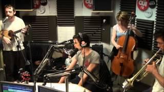 Cabadzi - Lâchons Les - Session Acoustique OÜI FM