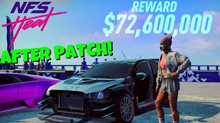 EARN UNLIMITED MONEY IN NFS HEAT! AFTER UPDATE! SUPER EASY  Millions In Nfs Heat *SOLO* PS4 XBOX PC