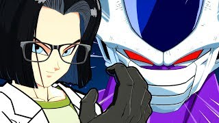In The Lab With Android 17 & Cooler