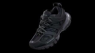 Balenciaga LED Track sneakers coming