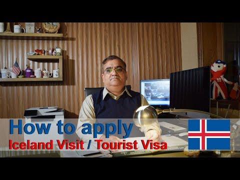 How to Apply Iceland Visit / Tourist Visa