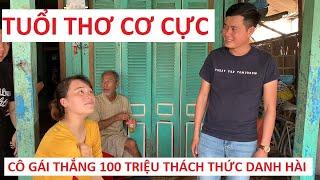 """Gia cảnh """"Thánh sún"""" Phạm Ngân Thảo 100 triệu Thách thức danh hài cơ cực hơn """"Thánh Đà Đa Đa""""?"""