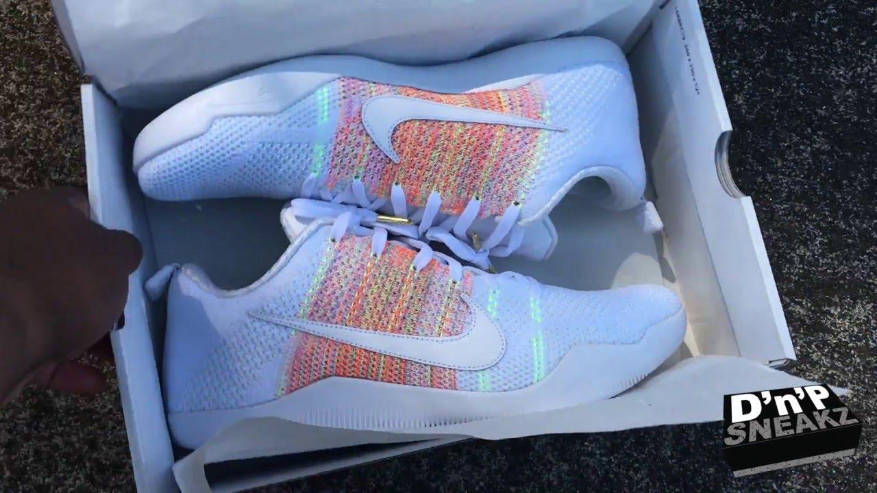 wholesale dealer 66621 6f3bb Nike Kobe 11 Elite Low 4KB