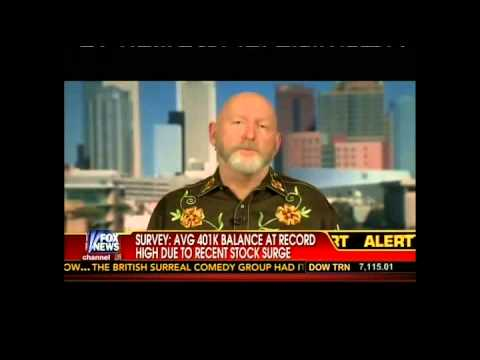 Larry Winget on FOX NEWS/Cavuto - The stock market, retirement and more - LW#187