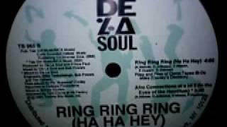 RING RING RING(HA HA HEY) DE LA SOUL (Conley