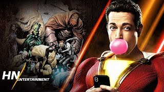 The Seven Deadly Sins Explained | SHAZAM!