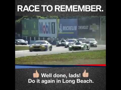 A race to remember: Sebring 12 Hours – BMW Motorsport.