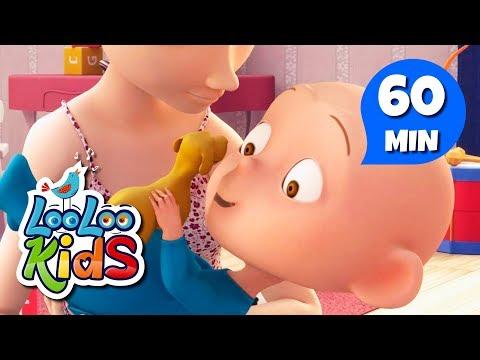 Hush, Little Baby - Wonderful Songs for Children | LooLoo Kids