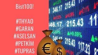 Yeni Haftada Borsa Ne Olacak? İstek 5 Hisse ve Analizleri!!