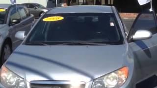 2008 Hyundai Elantra Review смотреть