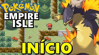 Pokémon Adventure To Empire Isle (Hack Rom - GBA) - O Início!