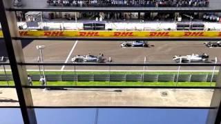 видео: Формула 1 в Сочи. Старт