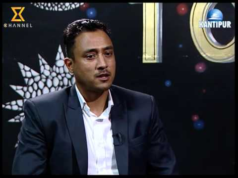 Paras Khadka interview in Kantipur Tough Talk