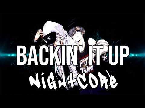 (NIGHTCORE) Backin' It Up (feat. Cardi B) - Pardison Fontaine