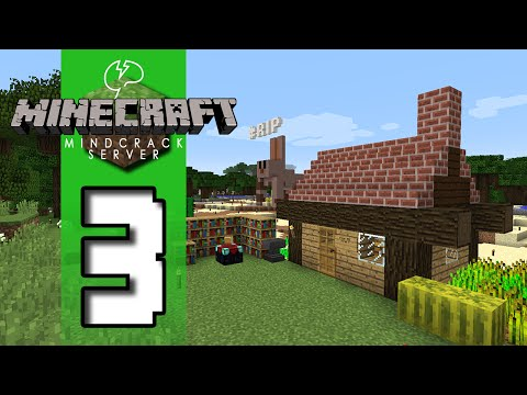 Beef Plays Minecraft - Mindcrack Server - S5 EP03 - Ambitiou
