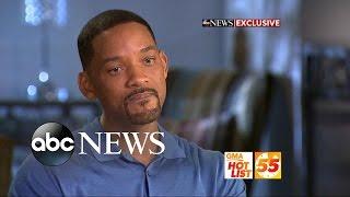 بالفيديو - ويليام سميث يعلن: لن أحضر جوائز الأوسكار بسبب التفرقة