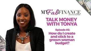 Creating and Sticking to a Budget - #TMWT EP.2