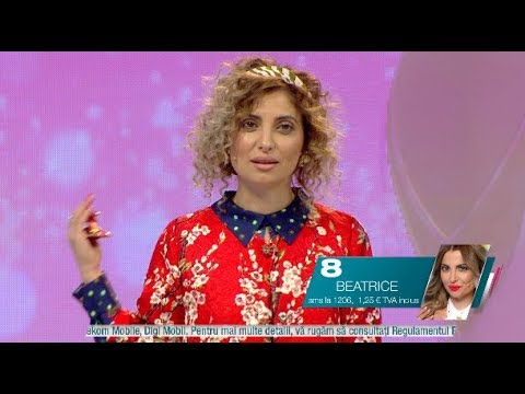 "Bravo, ai stil! (26.10.2017) - Raluca, extaziata de tinuta lui Beatrice: ""Imi place la nebunie!"""