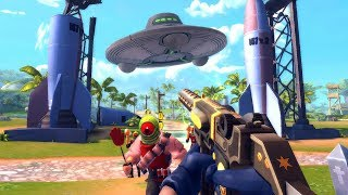 Blitz Brigade - Online FPS fun Android Gameplay #2