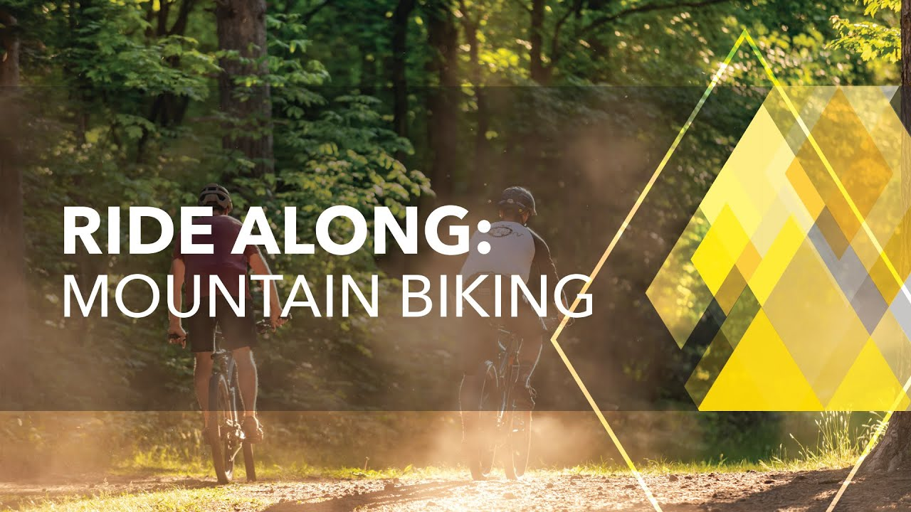 Preview image for Ride Along: Mountain Biking video
