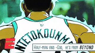 Kobe Bryant praises the gifts of Giannis Antetokounmpo | Musecage Basketball Network | ESPN