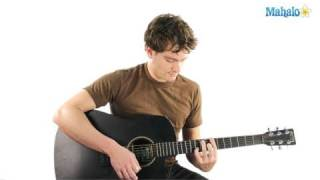 how to play a c minor (cm) chord on guitar