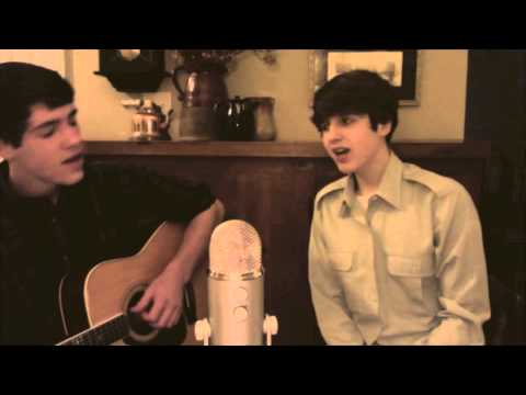 """Hey Brother"" Avicii - Cover by Jamey and Zach Meeker"