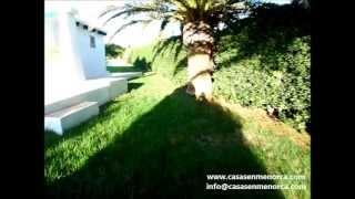 casas en menorca: chalet en venta en primera línea Binibeca (Villa for sale front line) Ref. 909