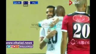 باسم مرسي يضيف الهدف الثانى للزمالك أمام الطلائع..فيديو