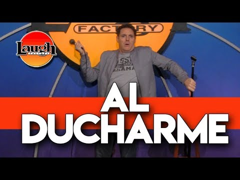 Al Ducharme | Action Movies | Stand Up Comedy
