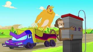 Eena Meena Deeka | Super Villain | Funny Cartoon Compilation | Cartoons for Children