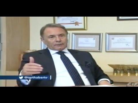 KAZIM TÜRKER / TGRT Haber TV'de Türkiye'nin Enerji Vizyonu