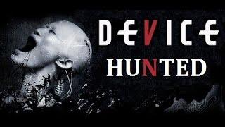 "★ Device ★ ""Hunted"" Lyrics on screen HD"