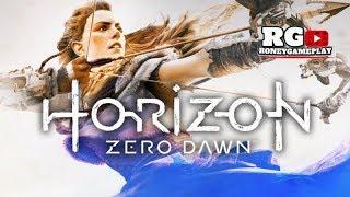 🏹HORIZON ZERO DAWN #2 CHEGOU O GRANDE DIA| A PROVAÇÃO.(Gameplay Ps4-Pt br).