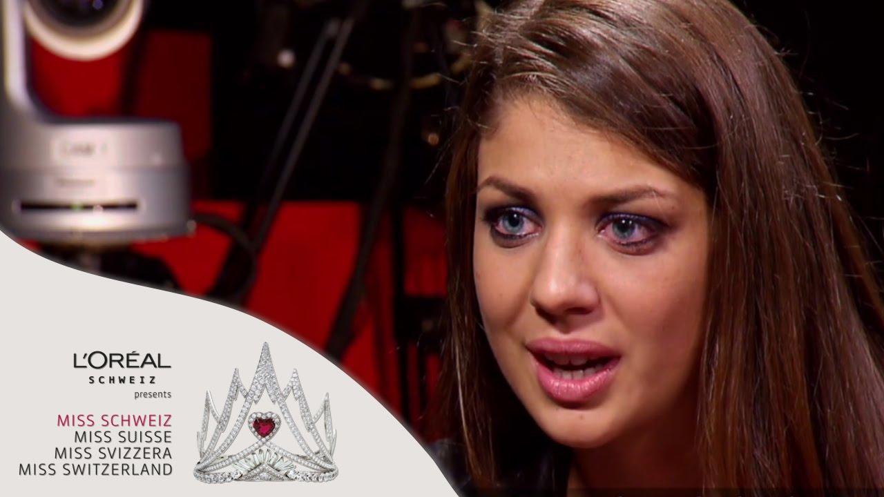 Miss Schweiz Wahl 2015 | Medientraining | SAT.1 Schweiz