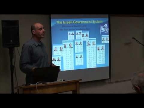 Talk 1, P-2:Israeli Government & political system, Doron Friedman, Feb 5, 2015