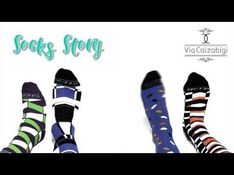 SOCKS STORY VIA CALZABIGI