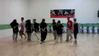 Sessacrew training 29-06-09