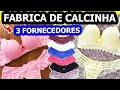 Gambar cover 3 FABRICA De CALCINHA no ATACADO e VAREJO Para Revenda - Lista De Fornecedores