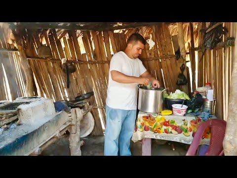 QUIEN DICE QUE LOS HOMBRES NO COCINAMOS | Camarones empanizados 3/4