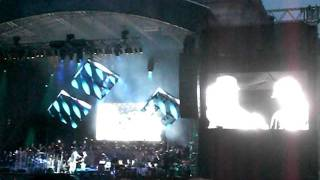 David Garrett - Vivaldi vs. Vertigo live in Ludwigslust 17. Juni 2011