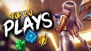 LoL Top 20 Plays Week #33 | League of Legends