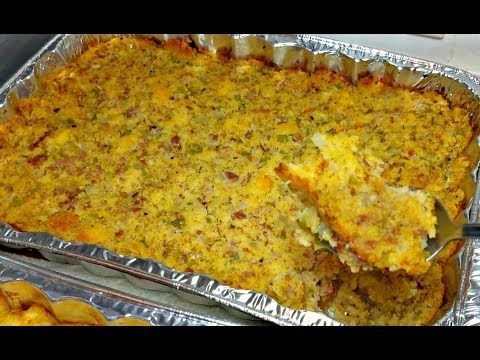 How to make moist cornbread using jiffy mix
