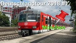 Br111 Fan: Deutschlandtour 2018 #1 München