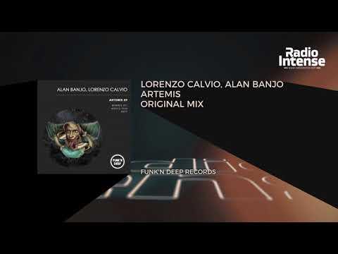 Premiere: Lorenzo Calvio, Alan Banjo - Artemis (Original Mix) [Funk'n Deep Records] // Techno