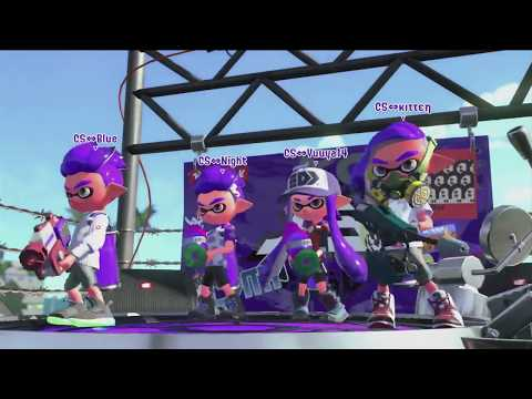 [Platinum Cup Qualifier] (Groups Round 5) Team Olive vs. Colossal Squids