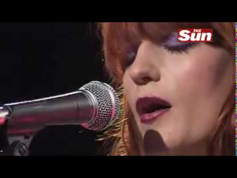 Florence The Machine Dog Days Are Over Acoustic Youtube