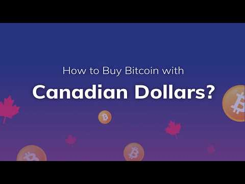 How To Buy Bitcoin With CAD On Coinberry