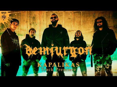 "DEMIURGON ""KAPALIKAS"" (Official Track Premiere)"